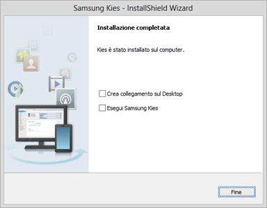 Samsung Galaxy Ace III - Software - Installazione del software di sincronizzazione PC - Fase 7