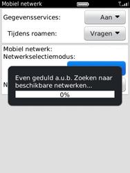 BlackBerry 9800 Torch - netwerk en bereik - gebruik in binnen- en buitenland - stap 6