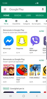 Samsung Galaxy S10e - Applicazioni - Installazione delle applicazioni - Fase 5