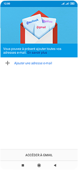 Xiaomi Mi Mix 3 5G - E-mail - 032c. Email wizard - Outlook - Étape 6