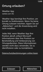 Nokia Lumia 820 LTE - Apps - Konto anlegen und einrichten - Schritt 8