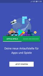 Samsung Galaxy A5 (2017) - Android Nougat - Apps - Einrichten des App Stores - Schritt 18