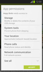 Samsung Galaxy Trend Lite - Applications - Installing applications - Step 19
