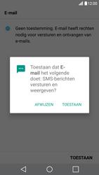 LG LG G5 - E-mail - Handmatig instellen (outlook) - Stap 13