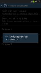 Samsung Galaxy S 4 Mini LTE - Réseau - Sélection manuelle du réseau - Étape 9
