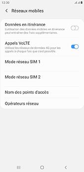 Samsung Galaxy J6 Plus - Internet - configuration manuelle - Étape 9