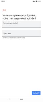 Sony Xperia 5 - E-mail - 032b. Email wizard - Yahoo - Étape 13