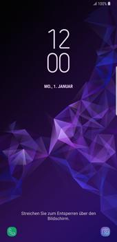 Samsung Galaxy S9 Plus - Gerät - Einen Soft-Reset durchführen - Schritt 5