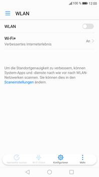 Huawei Mate 9 - WLAN - Manuelle Konfiguration - Schritt 4