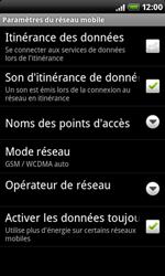 HTC A8181 Desire - MMS - configuration manuelle - Étape 7