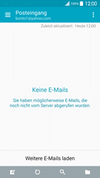 Samsung G900F Galaxy S5 - E-Mail - Konto einrichten (yahoo) - Schritt 4