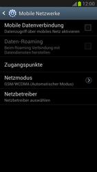 Samsung Galaxy Note 2 - Internet - Manuelle Konfiguration - 6 / 24