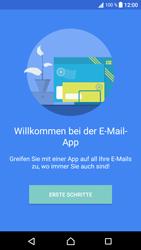 Sony Xperia XA1 - E-Mail - Konto einrichten - Schritt 4