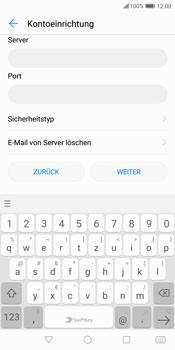 Huawei P Smart - E-Mail - Konto einrichten - Schritt 10