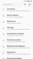 Samsung A320F Galaxy A3 (2017) - Android Oreo - Réseau - Activer 4G/LTE - Étape 4