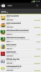 Samsung Galaxy S3 - Apps - Herunterladen - 18 / 22