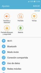 Samsung Galaxy S7 - WiFi - Conectarse a una red WiFi - Paso 4