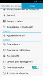 Huawei Ascend G526 - Logiciels - Installation de mises à jour - Étape 5
