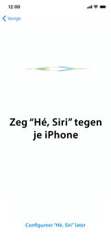 Apple iphone-11-model-a2221 - Instellingen aanpassen - Nieuw toestel instellen - Stap 38