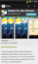 HTC One SV - Apps - Installieren von Apps - Schritt 13