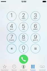 Apple iPhone 4S (iOS 9) - sms - handmatig instellen - stap 3