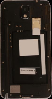 Samsung Galaxy Note 3 LTE - SIM-Karte - Einlegen - 2 / 2