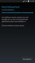 Samsung G850F Galaxy Alpha - Applicaties - Account instellen - Stap 9