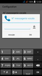 Acer Liquid Z520 - Messagerie vocale - configuration manuelle - Étape 10