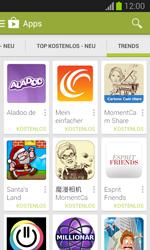 Samsung Galaxy Trend Lite - Apps - Installieren von Apps - Schritt 13