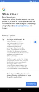 Sony Xperia 5 - Apps - Einrichten des App Stores - Schritt 19