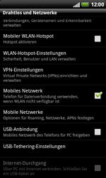HTC Sensation XL - MMS - Manuelle Konfiguration - 1 / 1