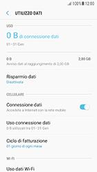 Samsung Galaxy A5 (2016) - Android Nougat - Internet e roaming dati - Configurazione manuale - Fase 6