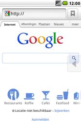 LG GW620 - Internet - internetten - Stap 4