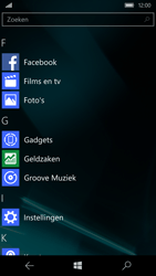 Microsoft Lumia 950 - bluetooth - aanzetten - stap 3