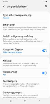 Samsung Galaxy S9 Plus - Android Pie - Beveiliging - stel in of wijzig pincode voor je toestel - Stap 13