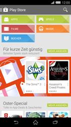 Sony Xperia Z2 - Apps - Installieren von Apps - Schritt 4