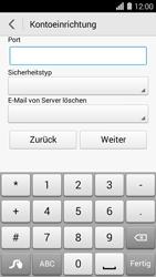 Huawei Ascend Y550 - E-Mail - Konto einrichten - Schritt 12