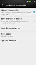 HTC One - Réseau - Activer 4G/LTE - Étape 7