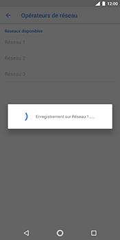 Nokia 7 Plus - Réseau - Sélection manuelle du réseau - Étape 11