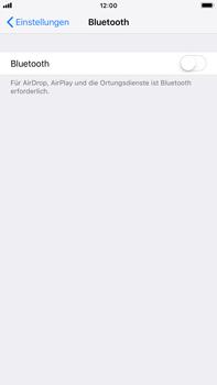 Apple iPhone 7 Plus - iOS 12 - Bluetooth - Geräte koppeln - Schritt 6