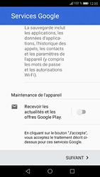 Huawei P9 - Android Nougat - Applications - Créer un compte - Étape 16