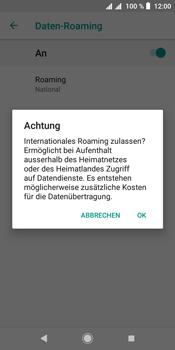 Sony Xperia L3 - Ausland - Im Ausland surfen – Datenroaming - Schritt 13