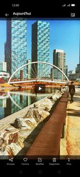 Oppo A72 - Photos, vidéos, musique - Créer une vidéo - Étape 16