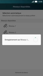 Huawei Y5 - Réseau - Sélection manuelle du réseau - Étape 7