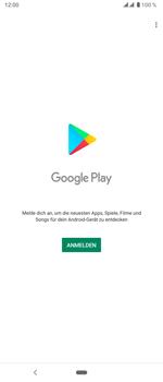Sony Xperia 5 - Apps - Einrichten des App Stores - Schritt 4