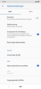 Nokia 7.2 - Netzwerk - Manuelle Netzwerkwahl - Schritt 8