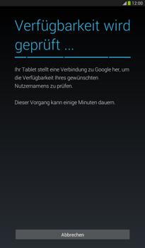 Samsung T211 Galaxy Tab 3 7-0 - Apps - Konto anlegen und einrichten - Schritt 9