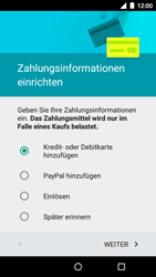 Motorola Moto G 3rd Gen. (2015) - Apps - Konto anlegen und einrichten - 15 / 18