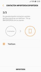 Samsung Galaxy A5 (2017) - Android Nougat - Contacten en data - Contacten kopiëren van SIM naar toestel - Stap 13