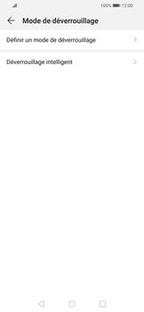 Huawei P Smart 2020 - Sécuriser votre mobile - Activer le code de verrouillage - Étape 5